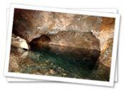 En el interior de las minas
